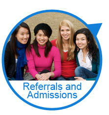 Alpha Care Referrals and Admissions